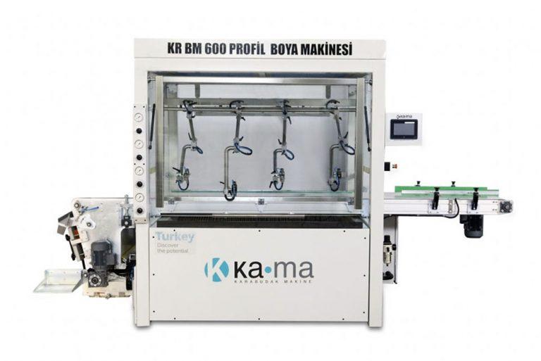 profil boyama makinesi