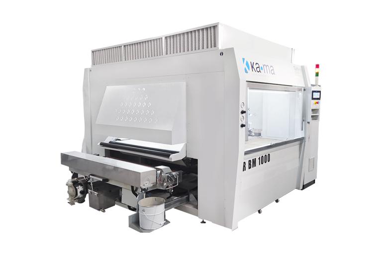 Otomatik boyama makinesi