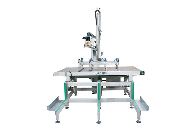 Otomatik Yükleme ve Boşaltma Makinesi