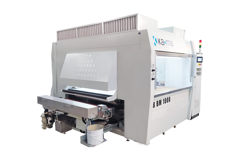 Mobilya Boyama Makinesi