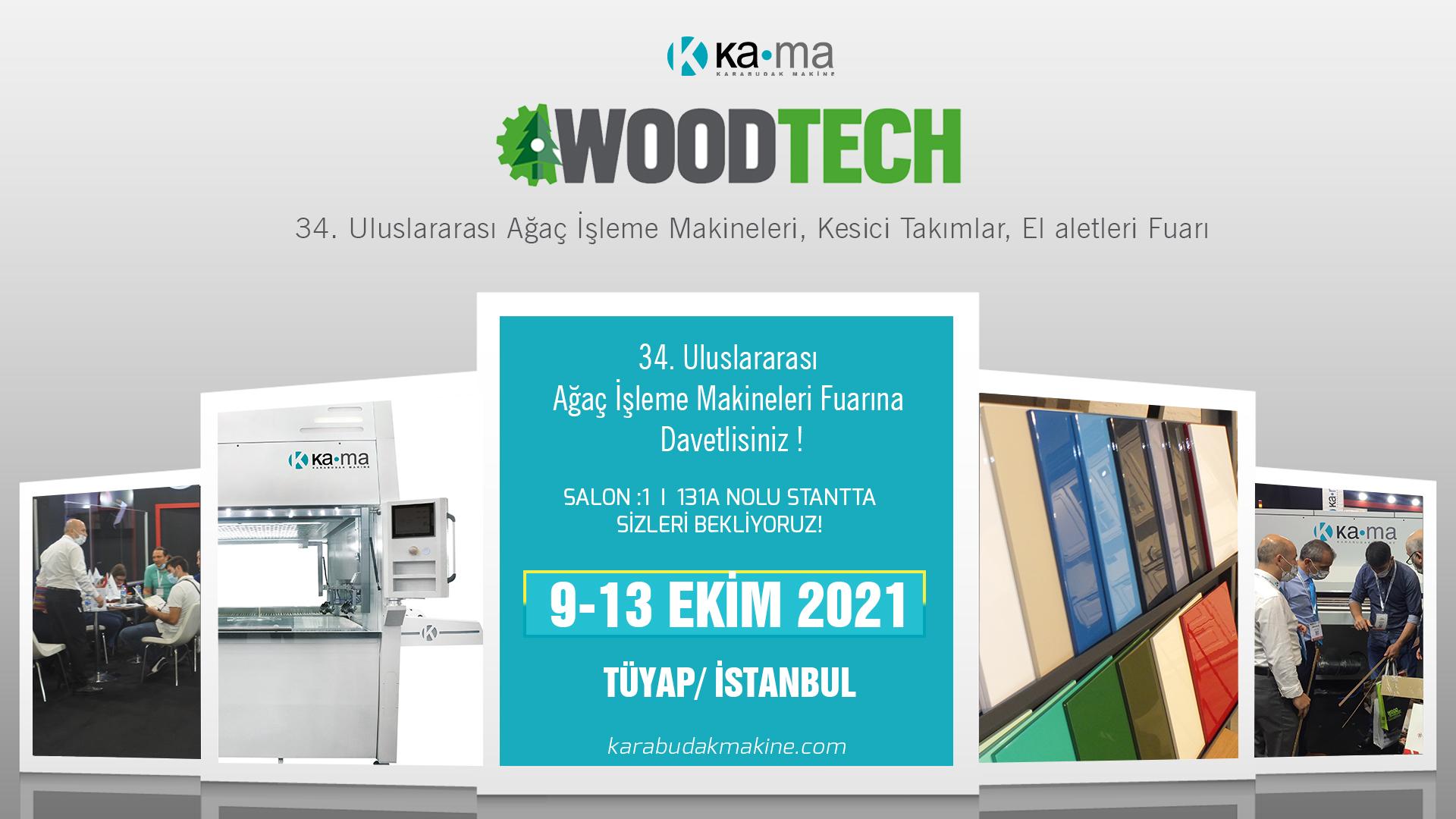 woodtech 2021