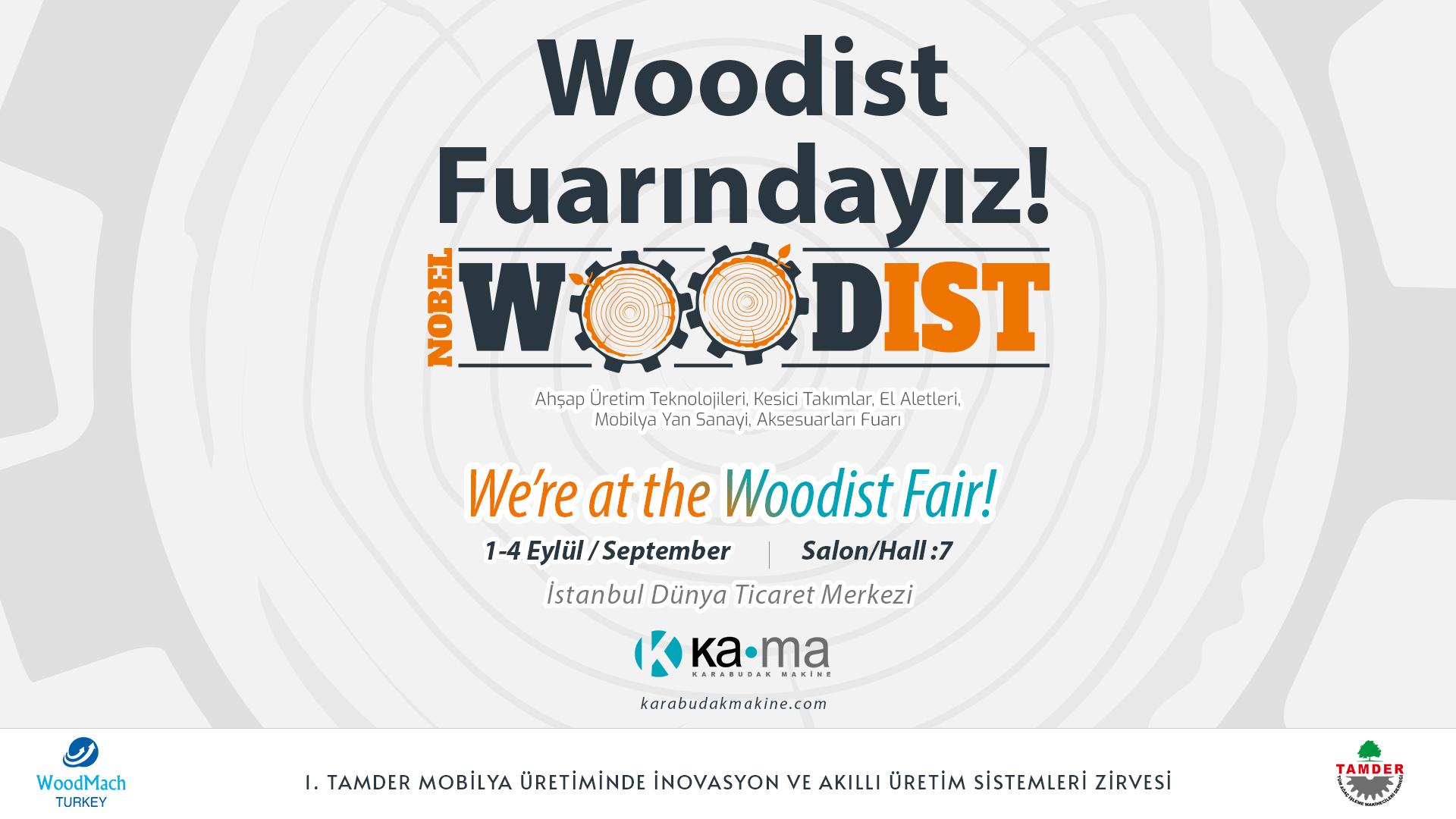 woodtech woodist